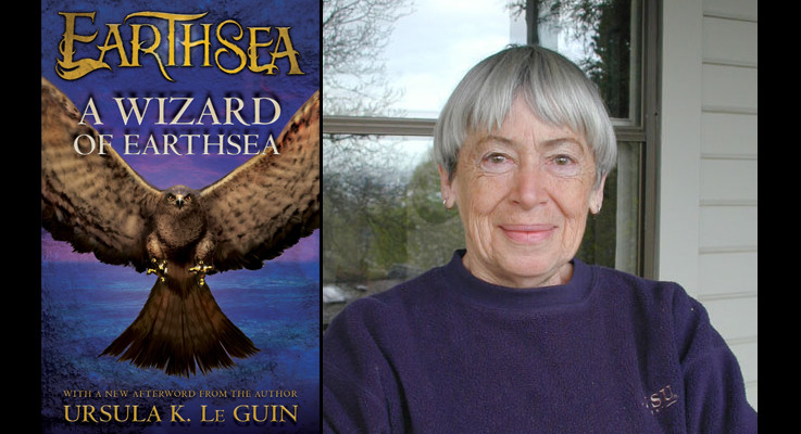 Cannon Beach honors the seer of Earthsea