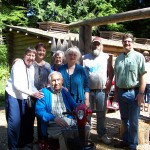 Clatsop-Nehalem hereditary chief celebrates 91st birthday!